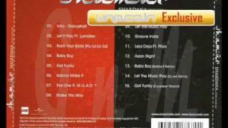 Get Funky - Shamur(Shardana) - HQ Audio High Bass