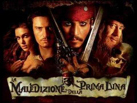 Pirati dei caraibi e la maledizione della prima luna