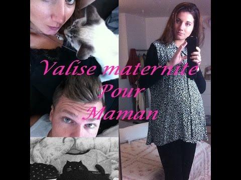 Valise maternit pour maman youtube - Couche maternite pour maman ...
