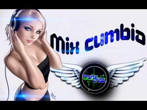 Mix Cumbias Bailables [ Dj Total ] (Mix Pollada Bailable)