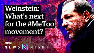 Harvey Weinstein's ex-assistant speaks out after guilty verdict - BBC Newsnight