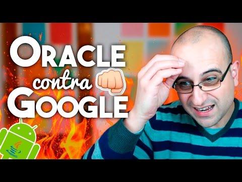 Oracle contra Google - La red de Mario
