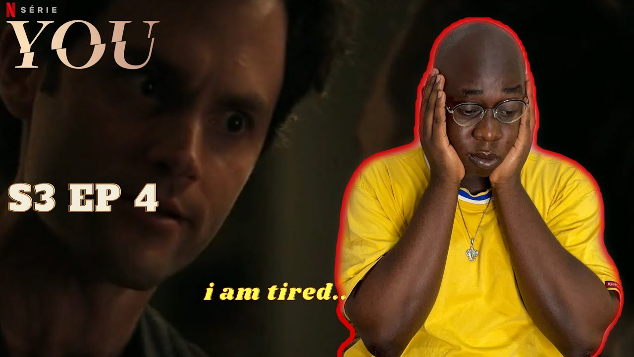 Download This couple is making me tired.. YOU Season 3 Episode 4 Reaction
