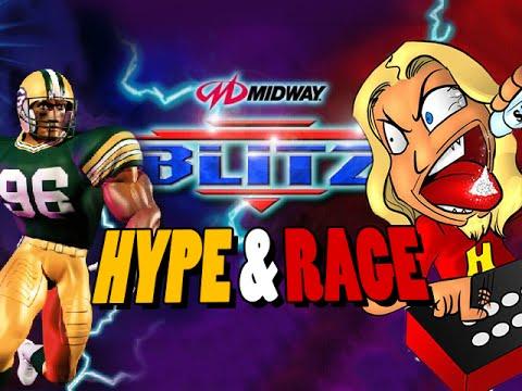 NFL BLITZ IS GOD-LIKE: Hype & Rage Compilation 2016