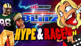 NFL BLITZ IS GOD-LIKE: Hype & Rage Compilation 2016