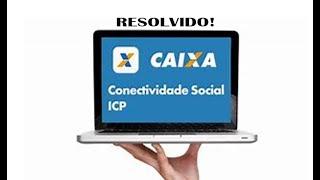 Erro Conectividade Social O internet Explorer não pode exibir a página da web (RESOLVIDO)