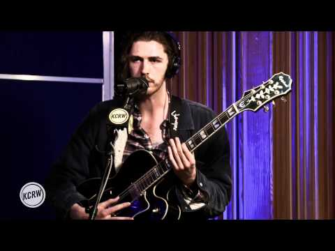 "Hozier performing ""Take Me To Church""  on KCRW"