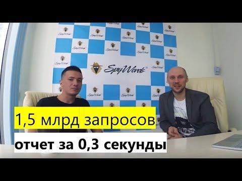 Как работает SpyWords. Анализ конкурентов в SpyWords. Интервью с Антоном Михайловым.