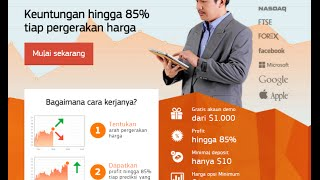 FX Trading Indonesia | Binary Options For Beginners | Binary Options Demo Account