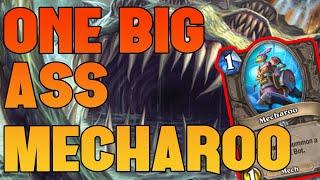 How many Mecharoo 's are too many Mecharoo 's - Hearthstone Battlegrounds Highlights