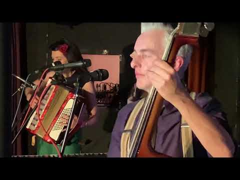 The Swing Commanders On The 2019 Vintage Cruise From Hull To Bruges