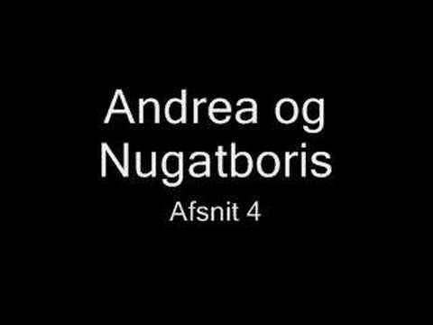Andrea og Nugatboris 4