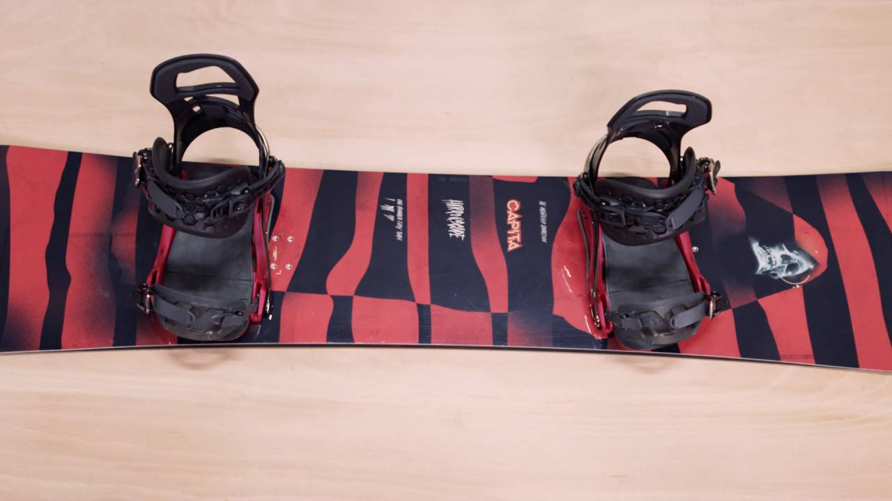 24844cfa7acd How To Set Up Your Snowboard Bindings