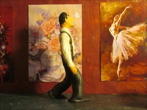 Дипломной работой летней выпускницы художественной школы им  Дипломной работой 14 летней выпускницы художественной школы им Серова стал мультфильм