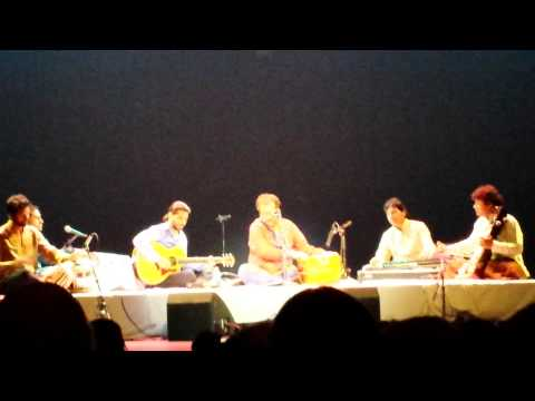 HAZIR 2 - LIVE concert at NJ Hariharan