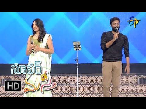 Baadshah Song   Hemachandra, Geetha Madhuri Performance   Super Masti   Siddipet   18th June 2017
