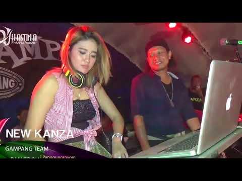 DJ YUKA VS NEW KANZA GAMPANG TEAN ( COVER BY O.T)