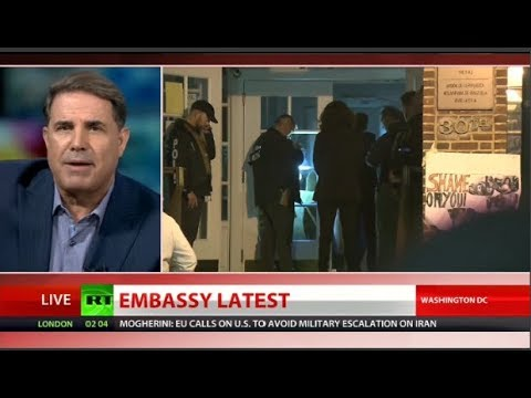 Special report: Chaotic siege of Venezuela embassy