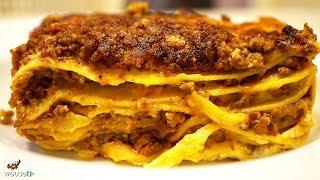 452 - Lasagne al ragù..e finì la schiavitù! (primo piatto classico italiano, una bomba di gusto)
