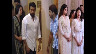 Suriya,Jyothika,Karthi,A.R.Rahman and More Celebrities@Sridevi Prayer Meeting at Chennai