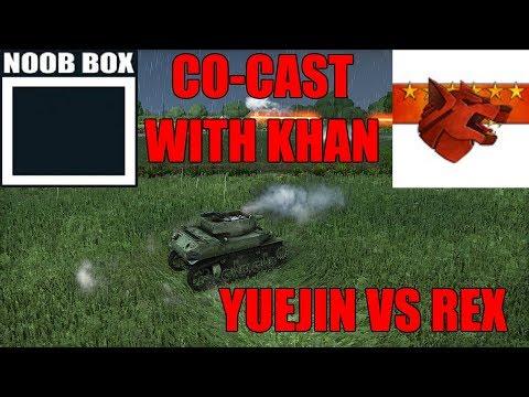 Yuejin [3rd ARM] vs Carolus Rex [9th PZ] Steel Division: Normandy 1944 co-cast #67