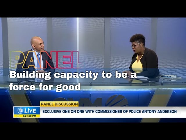 JCF: Building Capacity To Be A Force For Good  | Panel Discussion  | CVMTV