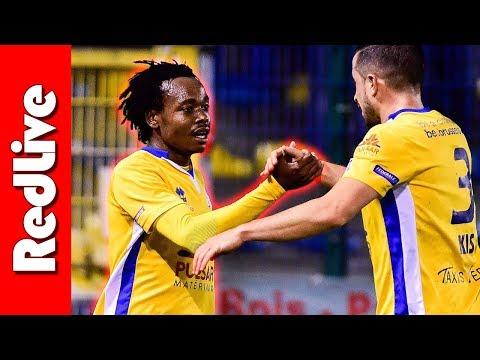 Percy Tau's Brace Advances Union In Belgium Cup thumbnail