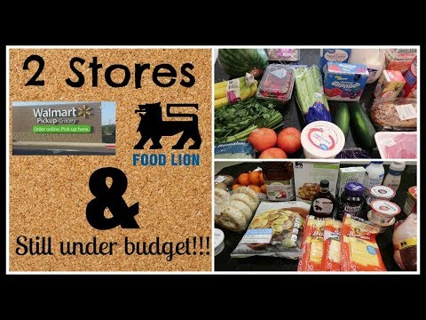 $150-walmart-&-food-lion-grocery-haul-with-easy-and-delicious-meal-ideas!!!!