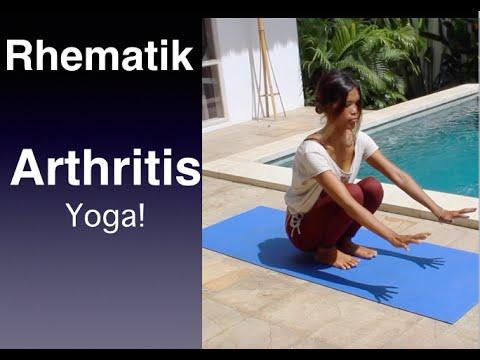 Yoga untuk Arthritis & Rhematik