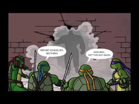 Teenage Mutant Ninja Turtles: Double Damage Super Heroes Games 4 Kids