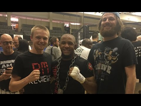 MMA Fighter Tony Gravely interview