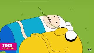 Adventure Time| Season Finale: Characters First and Last lines of the series!|