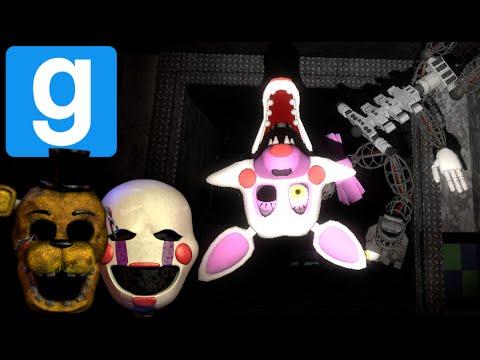 скачать карту для гаррис мод 14 Five Nights At Freddy S 1 - фото 2