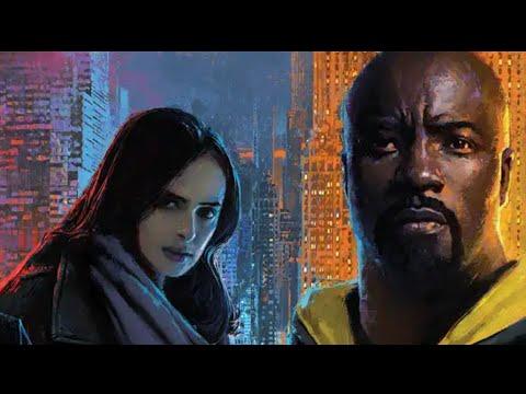 Jessica Jones season 1 Jessica Jones vs Luke Cage