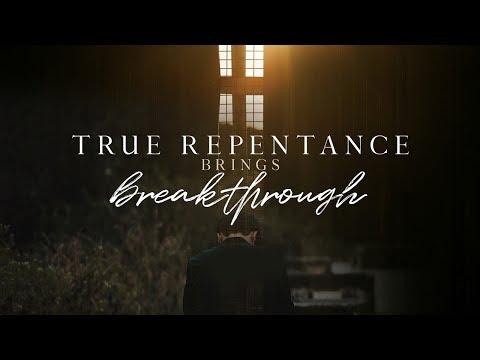 Profiles of Prayer - True Repentance Brings Breakthrough - Peter Tanchi