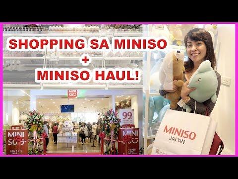 MINISO HAUL! SAMAHAN NIYO KO MAGSHOPPING!!! (VLOG #37) | Gen-zelTV