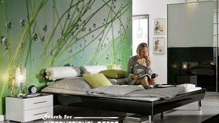 Creative Bedroom Mural Wallpaper Ideas