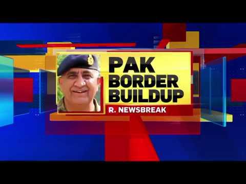 Pakistan Moves Tanks, Artillery To Border - Exclusive