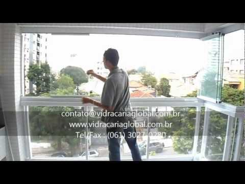 Cortina De Vidro Brasília - Distrito Federal - DF - Venda De Alumínios E Acessórios