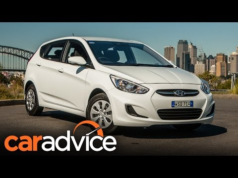 2016 Hyundai Accent Active review quick walkaround CarAdvice