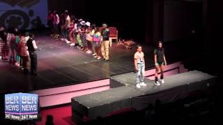Finale - Throwbacks At Cedarbridge Academy, April 26 2014