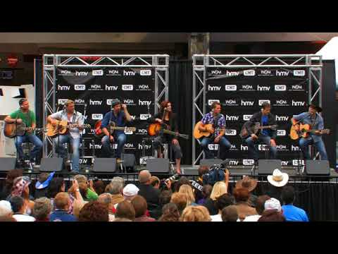 Country Music Awards Fanfest