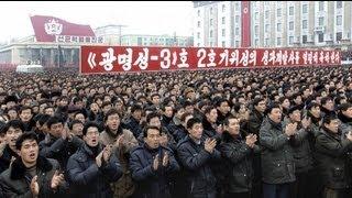 Coreia do Norte celebra entrada na era espacial