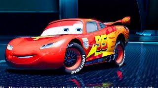 CARS - Mater National Championship Walkthrough #5 HD Lightning McQueen