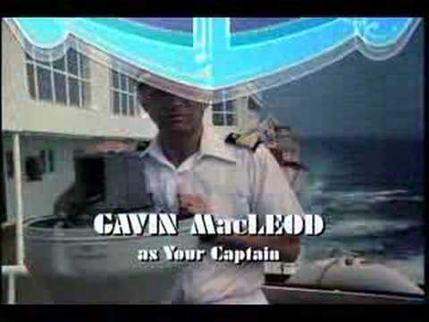 The Love Boat - Opening Credits Sequence