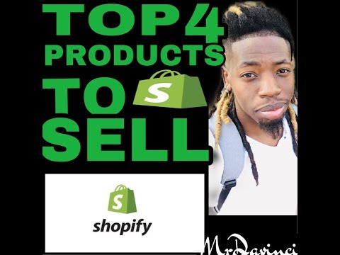 4 WINNING Products To Sell Right NOW In 2019 | Shopify Dropshipping thumbnail