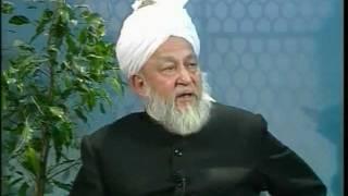 Liqa Ma'al Arab 17th February 1997 Question/Answer English/Arabic Islam Ahmadiyya