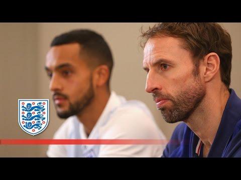 Gareth Southgate & Theo Walcott discuss England v Malta (2018 WCQ) | FATV News