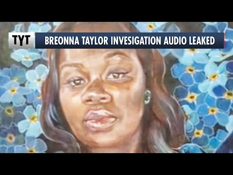 Corrupt Prosecutors In Bed With Cops Who Killed Breonna Taylor
