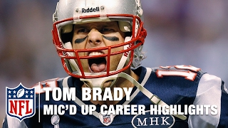 Best of Tom Brady's Career Mic'd Up Moments...so far | NFL